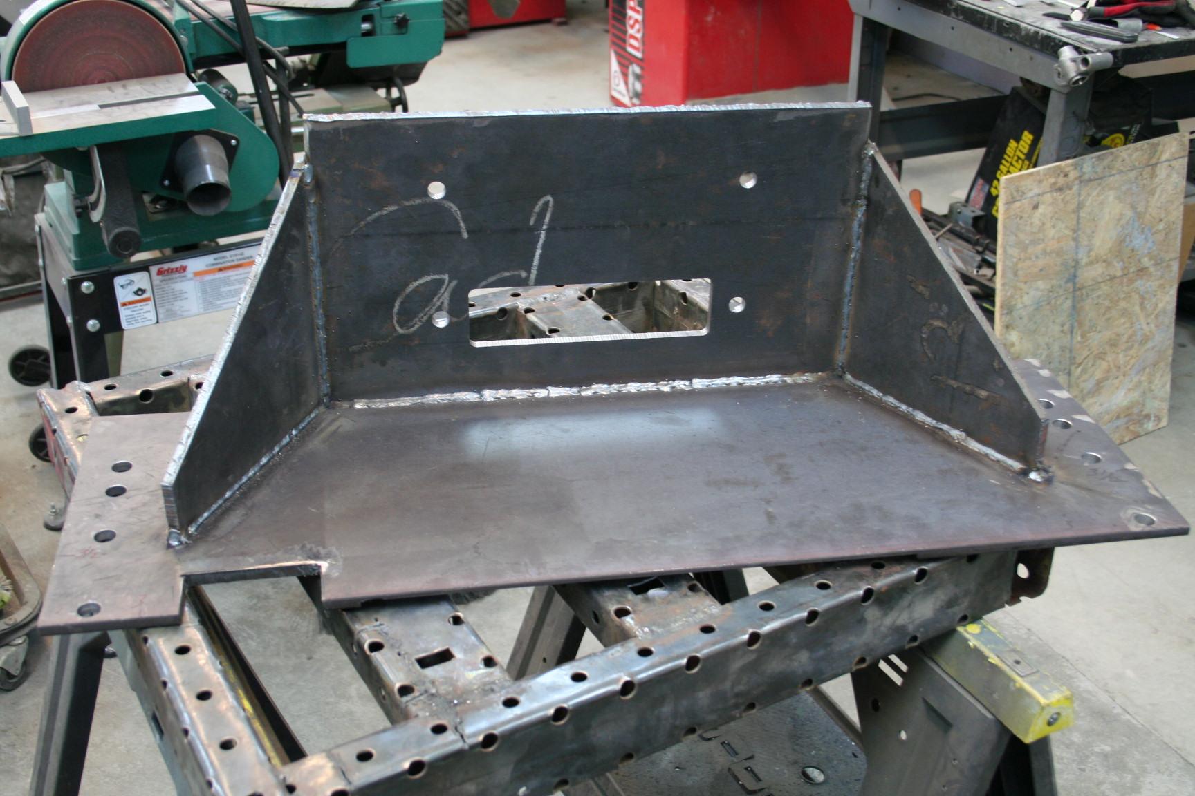 Warn 8274 Winch Mount Tin Shack Restoration
